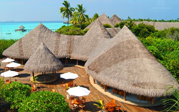 Hotel Coco Palm Dhuni Kolhu en Maldivas