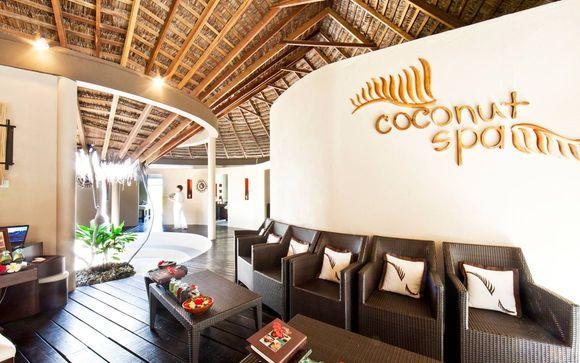 Spa Hotel Adaaran Select Hudhuranfushi: