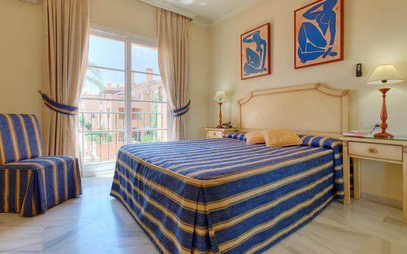 Apartamento Deluxe de 1 dormitorio con terraza