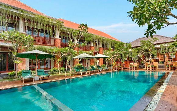 Hotel D´Bulakan Boutique Resort 4*
