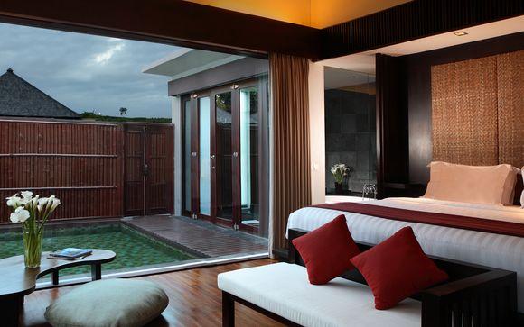 Habitación Deluxe o Villa Lagoon Pool