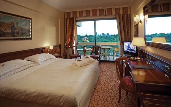 El Hotel Villa Pamphili 4* le abre sus puertas