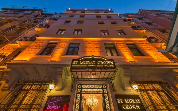 By Murat Crown Hotel Taksim le abre sus puertas
