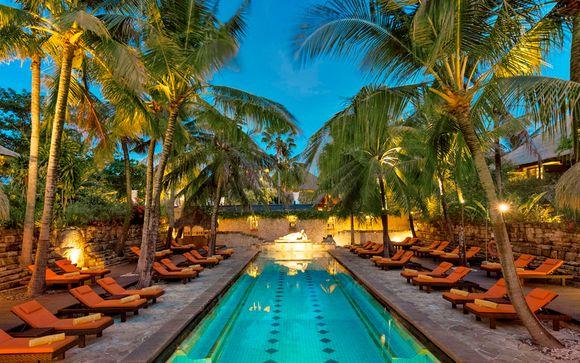 El Hotel Novotel Bali Benoa le abre sus puertas