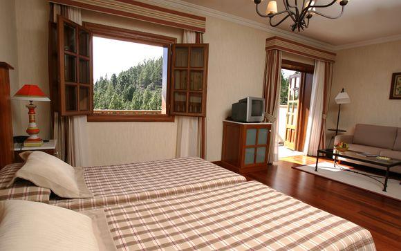 El Hotel Spa Villalba le abre sus puertas