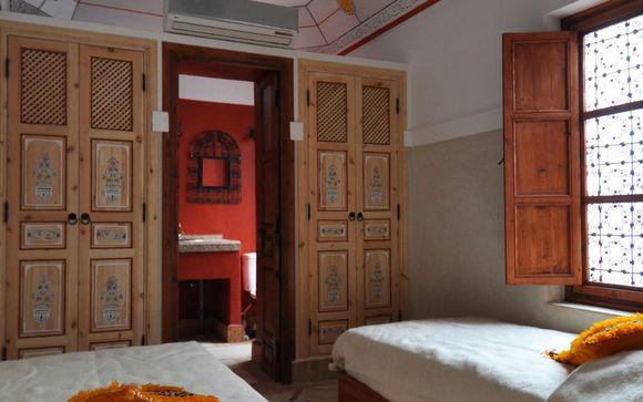 El Hotel Riad Euphorbe le abre sus puertas
