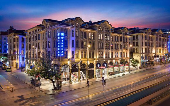 Wyndham Estambul Old City le abre sus puertas