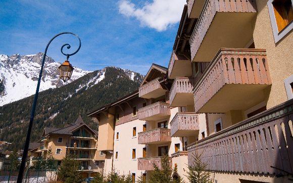 Résidence Pierre & Vacances Premium La Ginabelle 4*