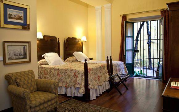 El Hotel Las Casas de la Judería 4* le abre sus puertas