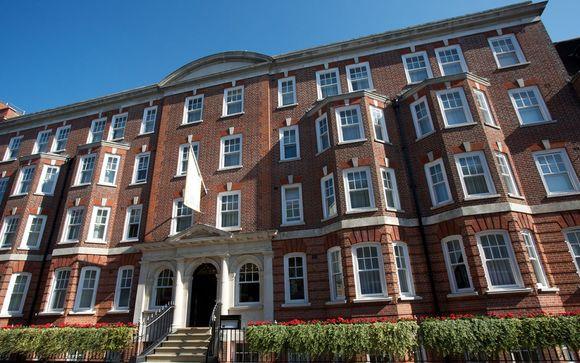 El Hotel Ten Manchester Street le abre sus puertas