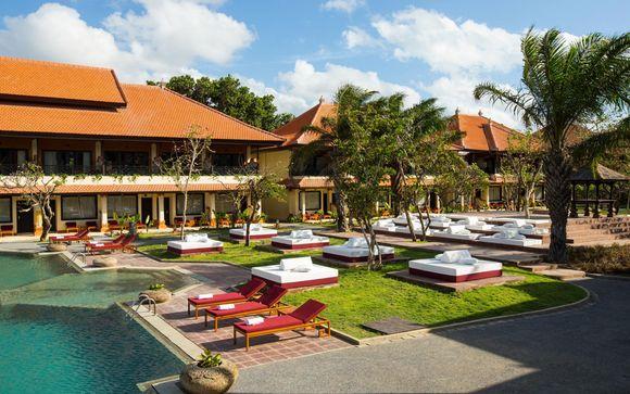 Sadara Boutique Beach Resort 5* le abre sus puertas