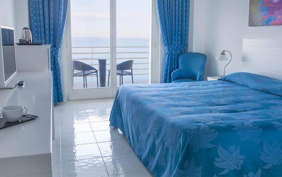 El Hotel Miramare Stabia le abre sus puertas