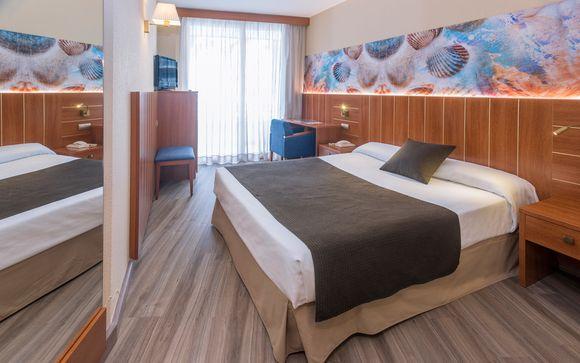El Hotel GHT Aquarium & Spa 4* le abre sus puertas