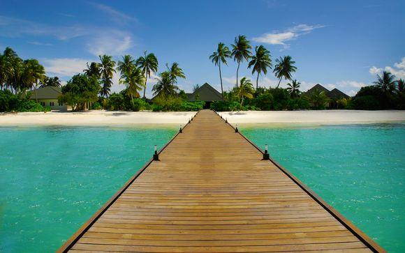 Canareef Resort 4* Addu Maldivas en Voyage Prive por 1455.00 EUR€