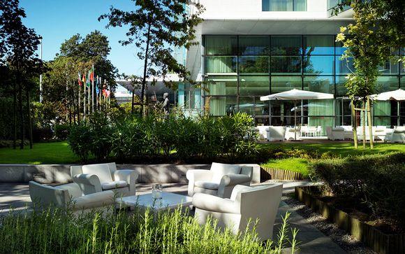 El Hotel Sheraton Porto Hotel & Spa 5* le abre sus puertas