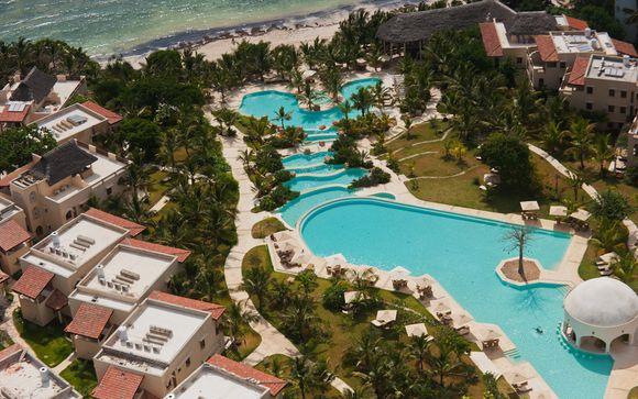 El Swahili Beach Resort le abre sus puertas