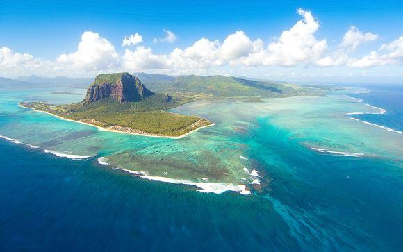 Isla Mauricio le está llamando