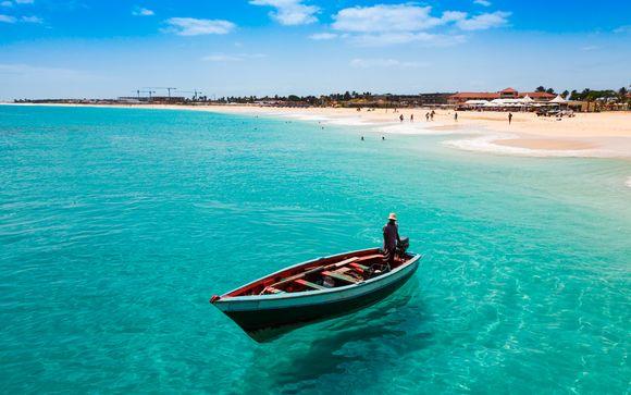 Agua Hotels Sal Vila Verde 4*