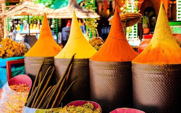 Marrakech le espera