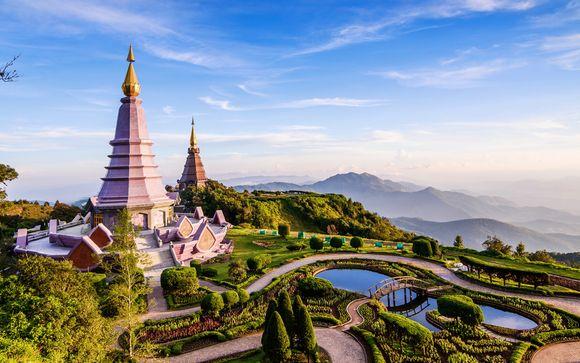 Sendas de Tailandia y playas de Krabi