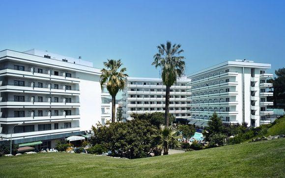 El Hotel Gran Garbí le abre sus puertas