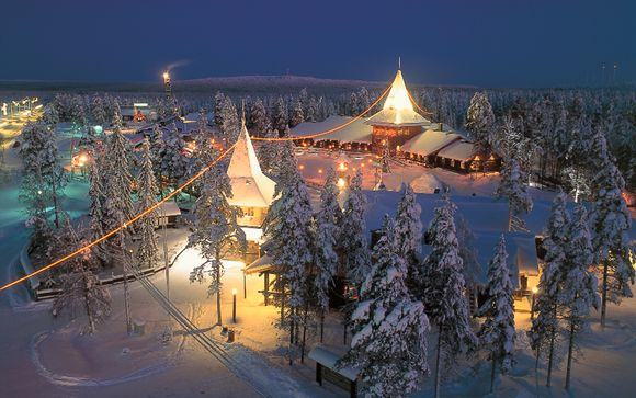 Hotel Santa Claus Holiday Village 4*