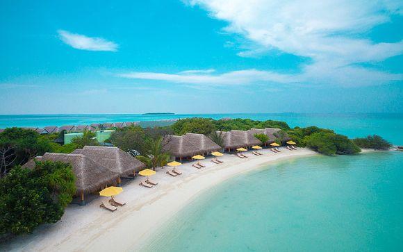 Maldivas Baa Atoll - Dhigufaru Island Resort 4* desde 2.085,00 ? con Voyage Prive en Baa Atoll Maldivas