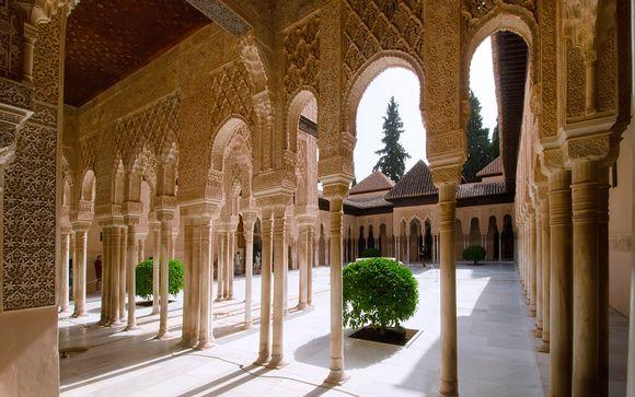 España Granada Hotel Abba Granada 4* desde 65,00 €