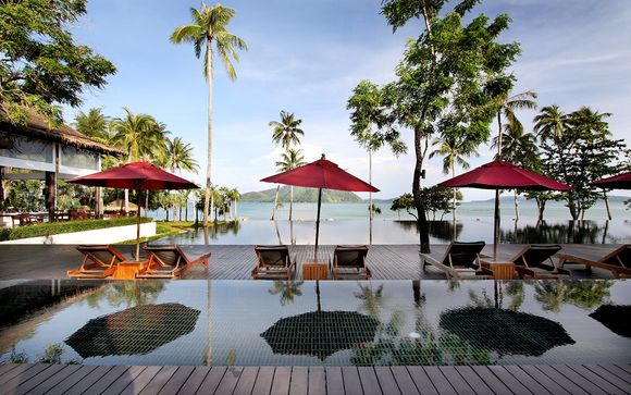 Tailandia Phuket The Vijitt Resort Phuket 5* desde 886,00 €