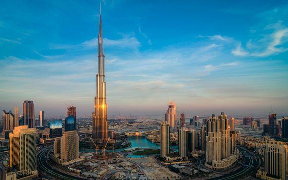 Emiratos Árabes Unidos Dubái  Sofitel Dubai Downtown 5* desde 685,00 €