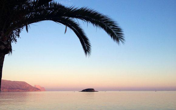 Altea Hotel Cap Negret 4*