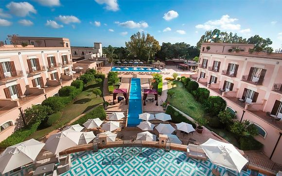 Italia Mazara de Vallo - Giardino di Costanza Resort 5* desde 132,00 €