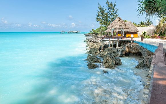 Tanzania Zanzibar Azao Resort Spa 4* desde 889,00 €