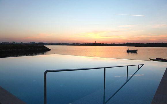 Portugal Ferragudo Água Hotels Riverside 4* desde 68,00 €