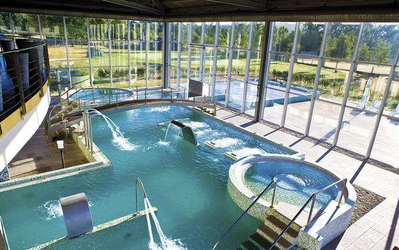 Lugo Pantón Hotel Oca Augas Santas Balneario Golf Resort 4*
