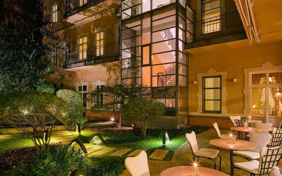 Hungría Budapest  Mamaison Residence Izabella 4* desde 213,00 €