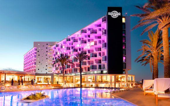 Ibiza  Playa d´en Bossa Hard Rock Hotel Ibiza 5*