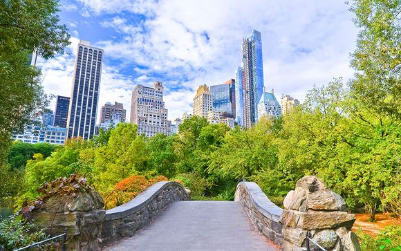 Estados Unidos Nueva York  Hilton Garden Inn Central Park South 4* desde 216,00 €