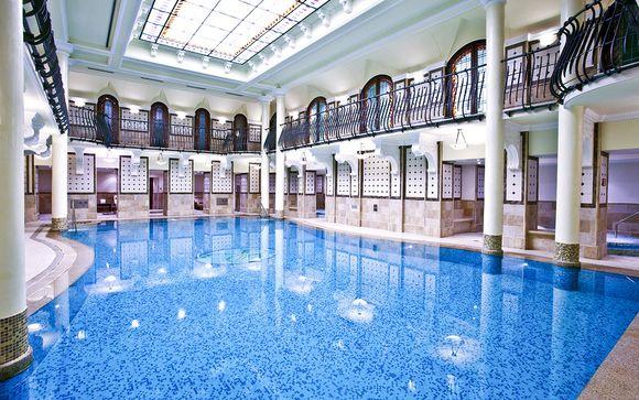 Hungría Budapest Corinthia Hotel Budapest 5* desde 114,00 €
