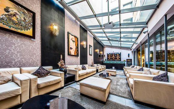 Hungría Budapest - Boutique Hotel Budapest 4* desde 82,00 €