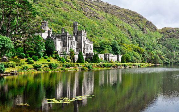 Paisajes y Castillos de Irlanda