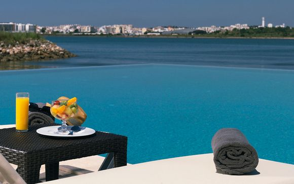Portugal Ferragudo Água Hotels Riverside 4* desde 64,00 €