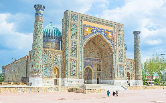 Uzbekistán Taskent Uzbekistán Esencial desde 1.588,00 €