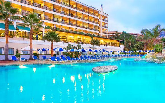 Puerto de la Cruz  Diverhotel Tenerife Spa Garden 4*
