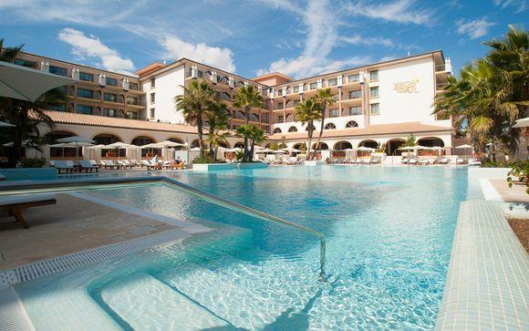 España Huelva - Sensimar Isla Cristina Palace &amp Spa 5* - Solo adultos desde 150,00 €