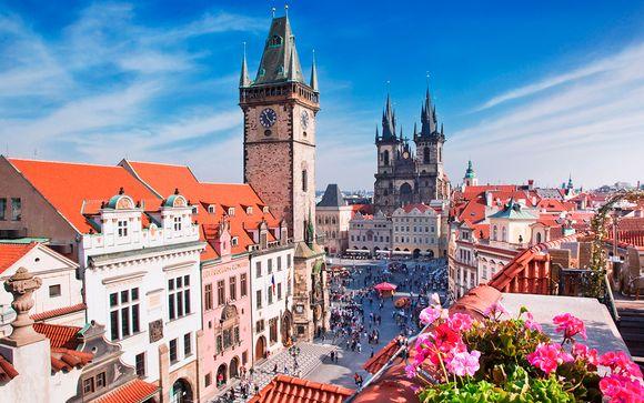Austria Viena Berlín, Praga y Viena desde 360,00 €