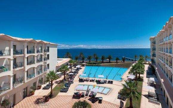 Hotel Vila Gale Santa Cruz 4*