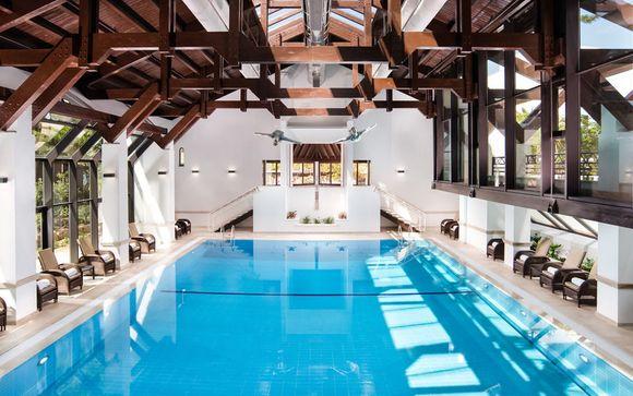 Pine Cliffs Ocean Suites 5* A Luxury Collection Resort