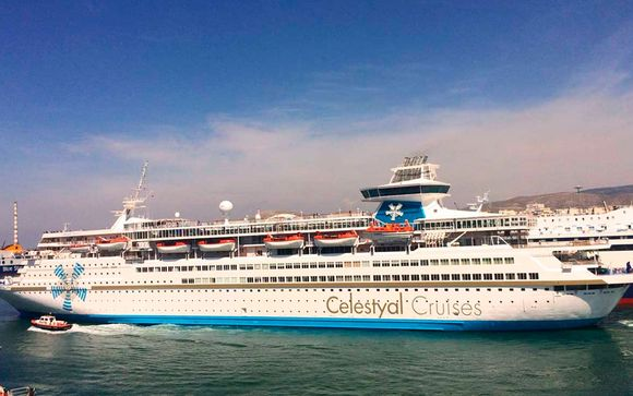Crucero MS Celestyal Olympia