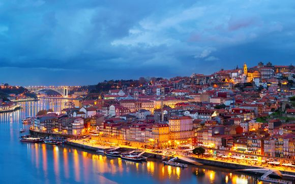 Portugal Oporto Invicta Ribeira Boat Hotel desde 98,00 €
